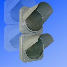 Светофор индустриальный 300мм Т.8.2 металлический ударопрочный (выбор сочетания цветов)
